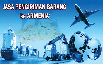 EKSPEDISI MURAH KE ARMENIA