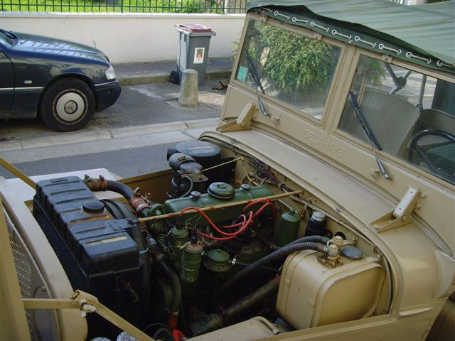 ma kubelwagen lili jeep delahaye aux encheres. Black Bedroom Furniture Sets. Home Design Ideas