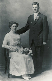 Lillian and George Hodgson (formerly Lillian Hyacinthe Winsor)