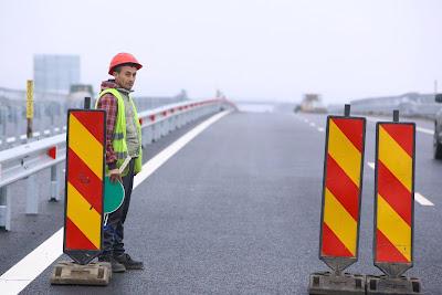 infrastruktúra, Erdély, Románia, dél-erdélyi autópálya, CNADNR