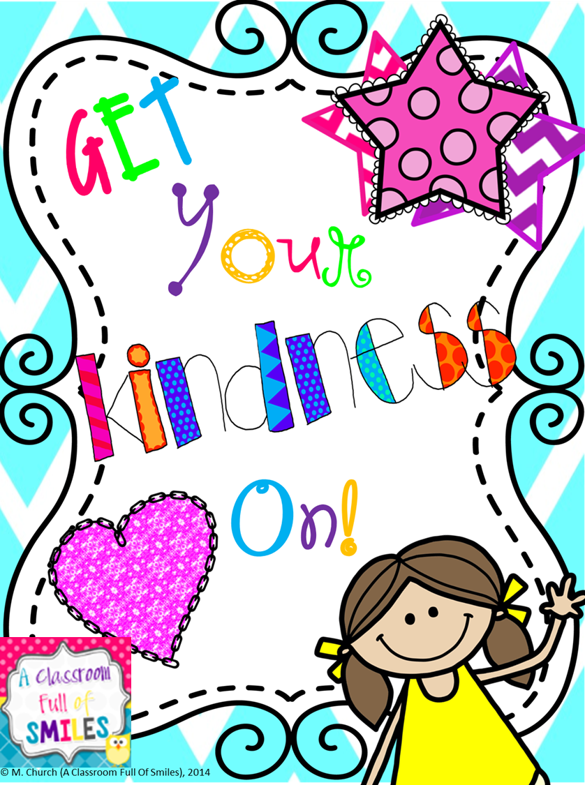 http://www.teacherspayteachers.com/Product/Get-Your-Kindess-On-Kindess-Packet-and-Craftivity-1104357