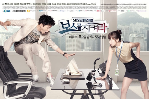 SINOPSIS Lengkap Protect The Boss Episode 1 - 18 Episode Terakhir