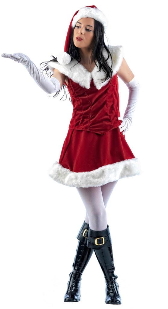 Disfraces de navidad para mujer tu portal youtube - Disfraces para navidad ...