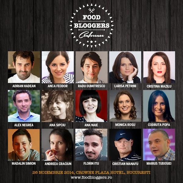 Simt deja aroma de... #foodbloggers14