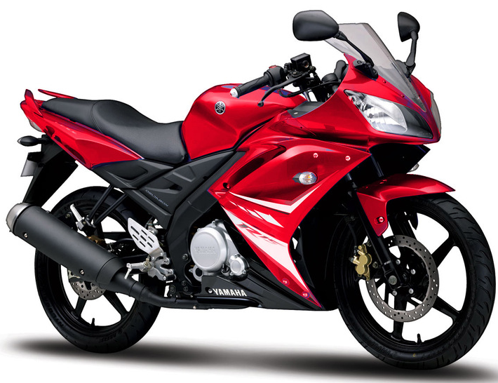 New Motorcycle 2011 Red Color Yamaha R15 For Sporty Motorcyclepng