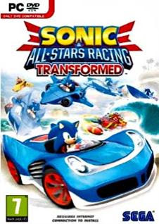 Sonic and All Stars Racing Transformed   PC