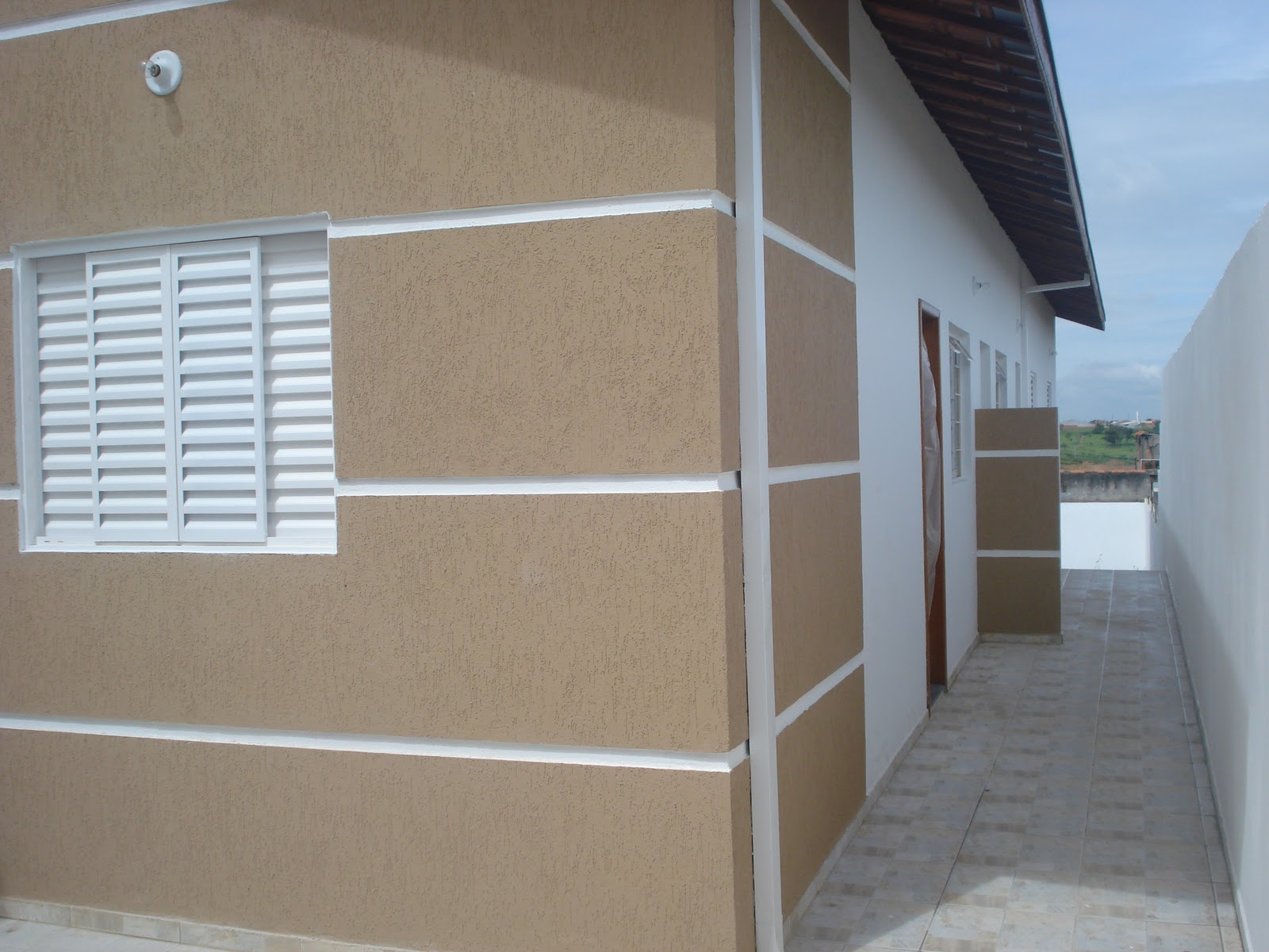 valeforte casa na praia de Massaguaçu: Fotos externas da casa. #446688 1600 1200