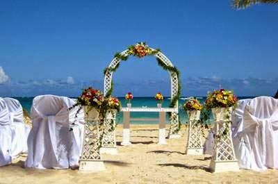 Decoracion de Bodas en la Playa, parte 5