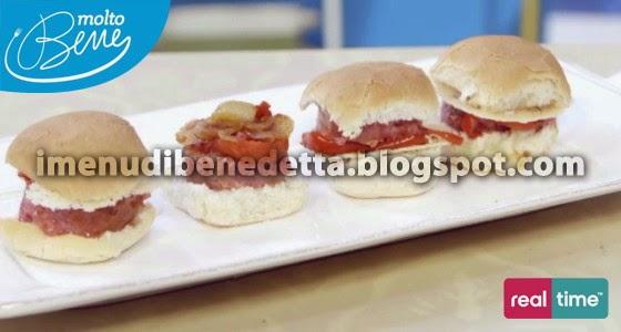 Hamburger di Cotechino  di Benedetta Parodi
