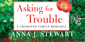 Asking for Trouble by Anna J. Stewart