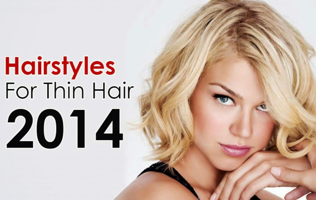 What Is Best Hairstyle For Thin Hair : New hair haircuts