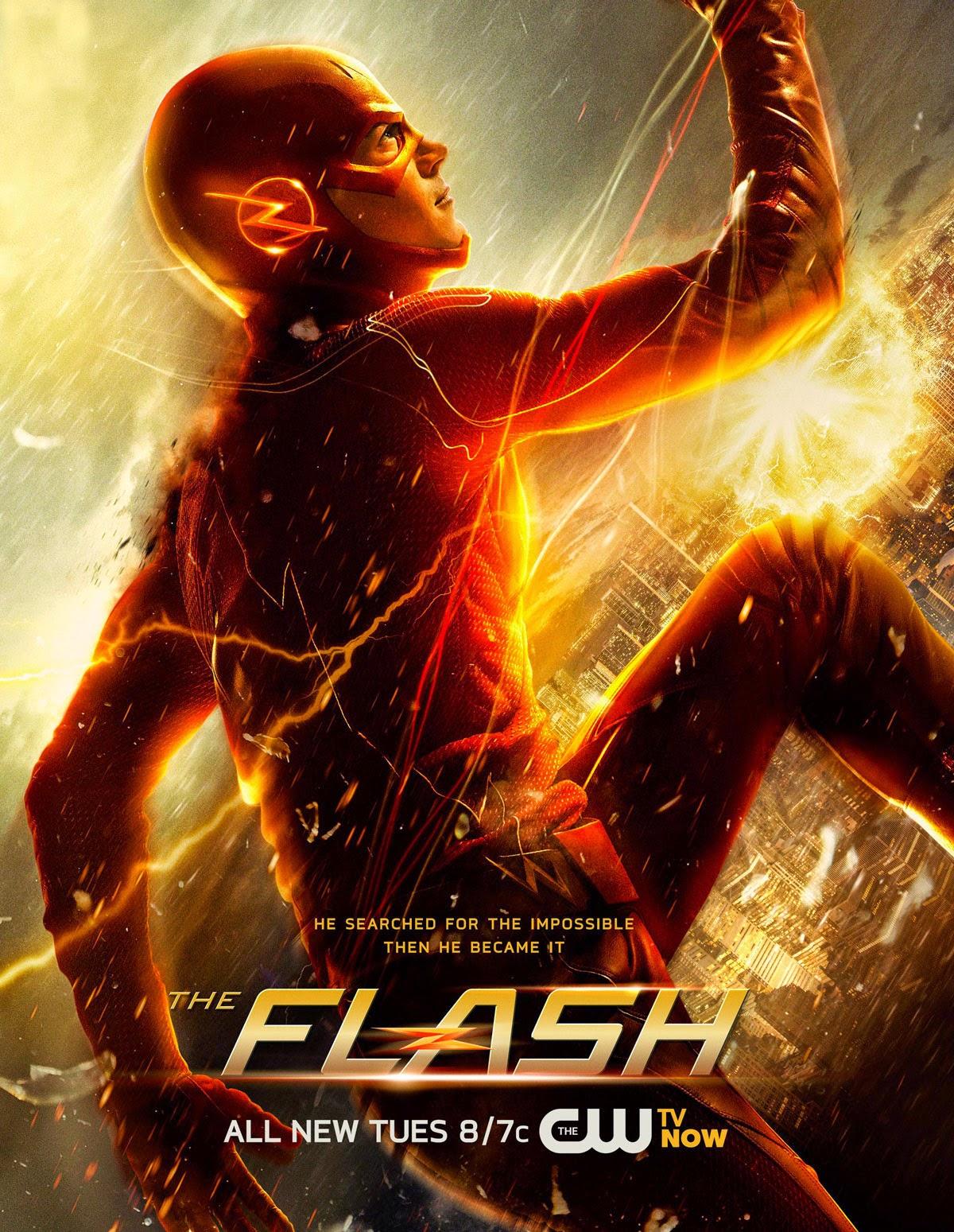Resultado de imagen de flash serie