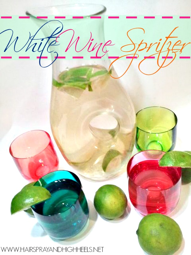 White Wine Spritzer Recipe