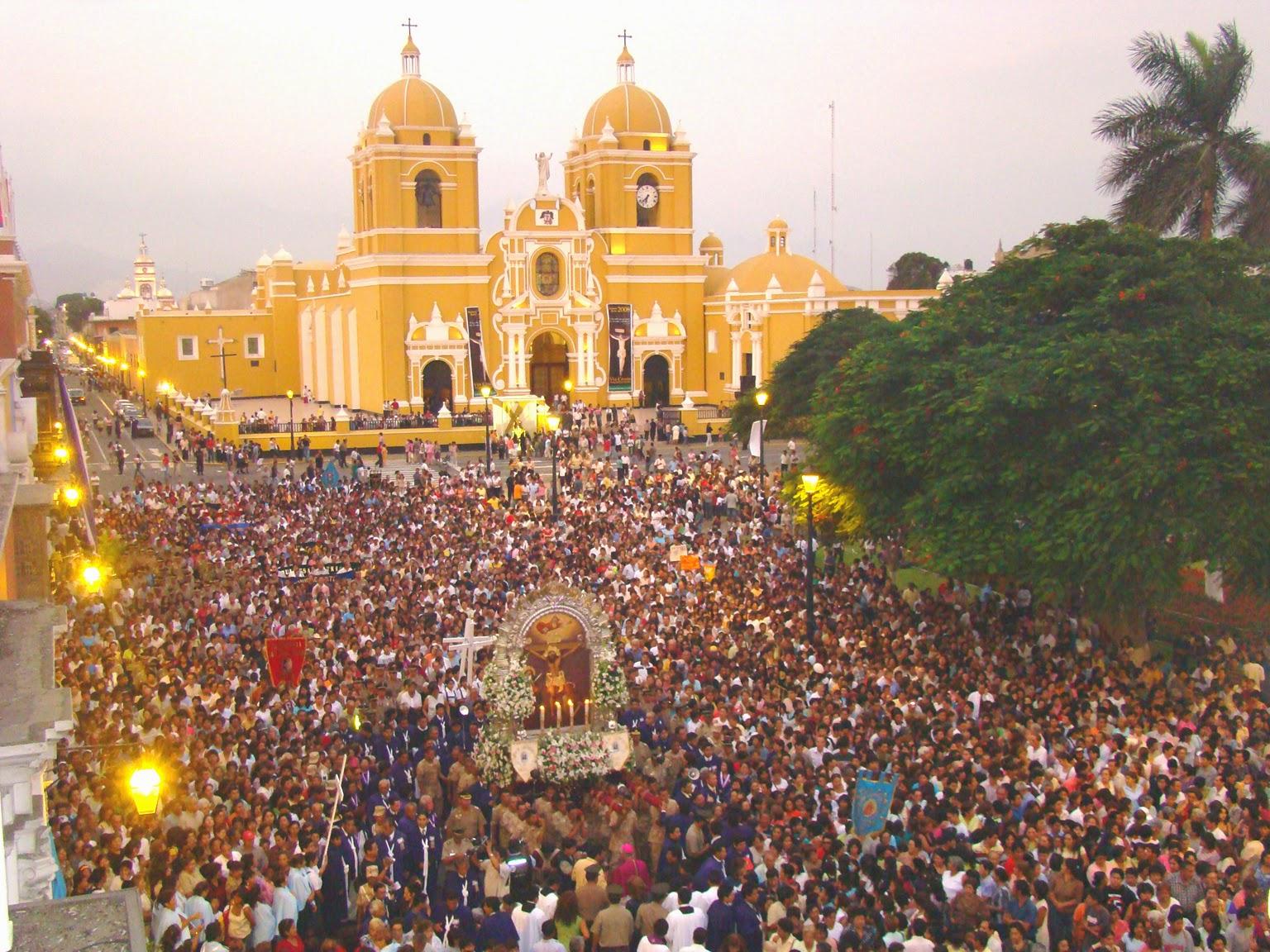 La Semana Santa en Trujillo, Perú