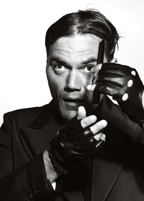 Michael Shannon by Bryan Adams for Zoo Magazine