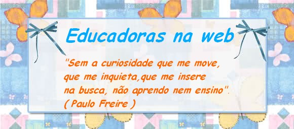 Educadora na web