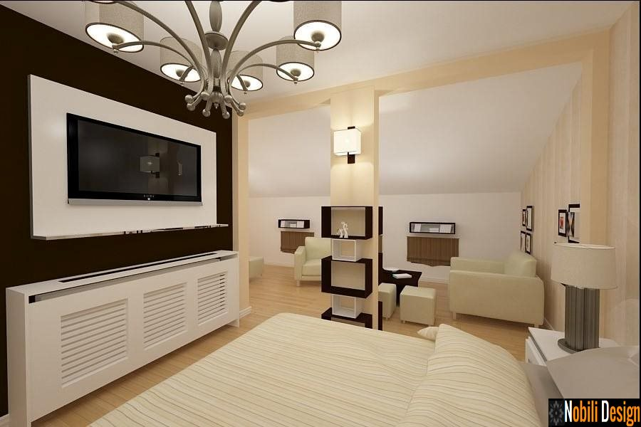 Design interior apartament modern bucuresti amenajari interioare case gabriela design - Design interior apartamente ...