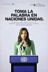 Dile a la ONU tus prioridades