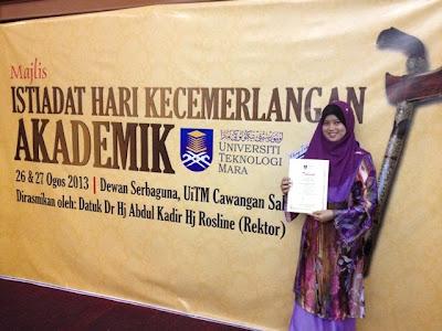 Hari Kecemerlangan Akademik UiTM Sabah