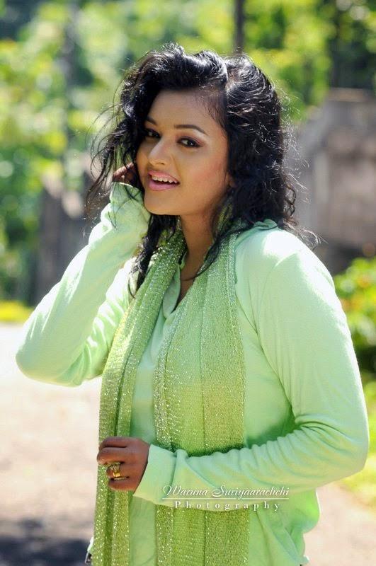 Oshadi Hewamadduma green
