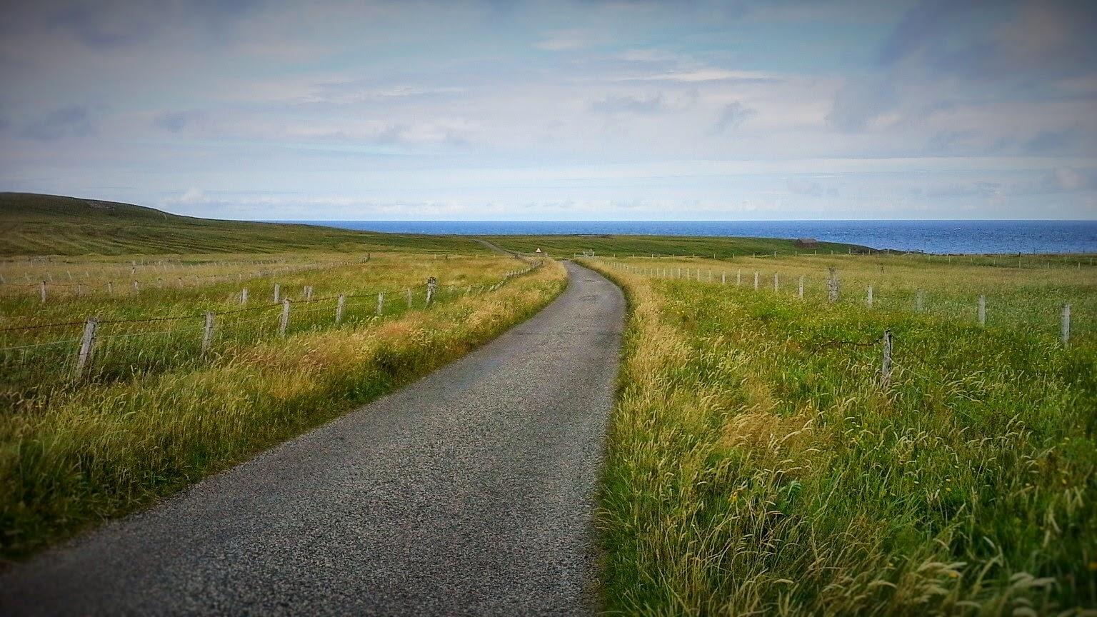 Isola di Lewis Ebridi Esterne Scozia