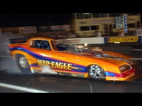 Violent Nitro Funny Car