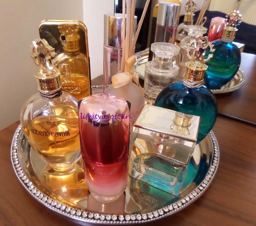 parfüm düzeni