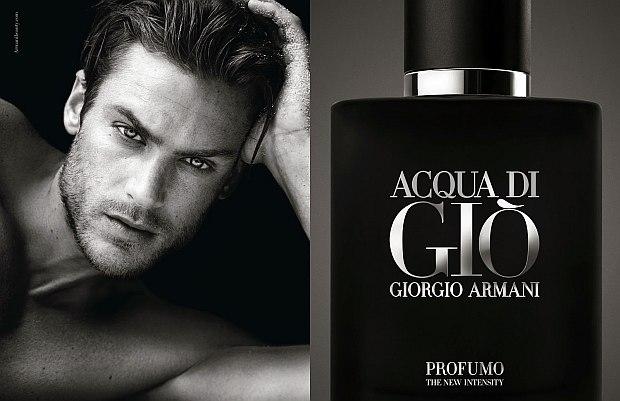 Reklama perfum Acqua di Gio Profumo