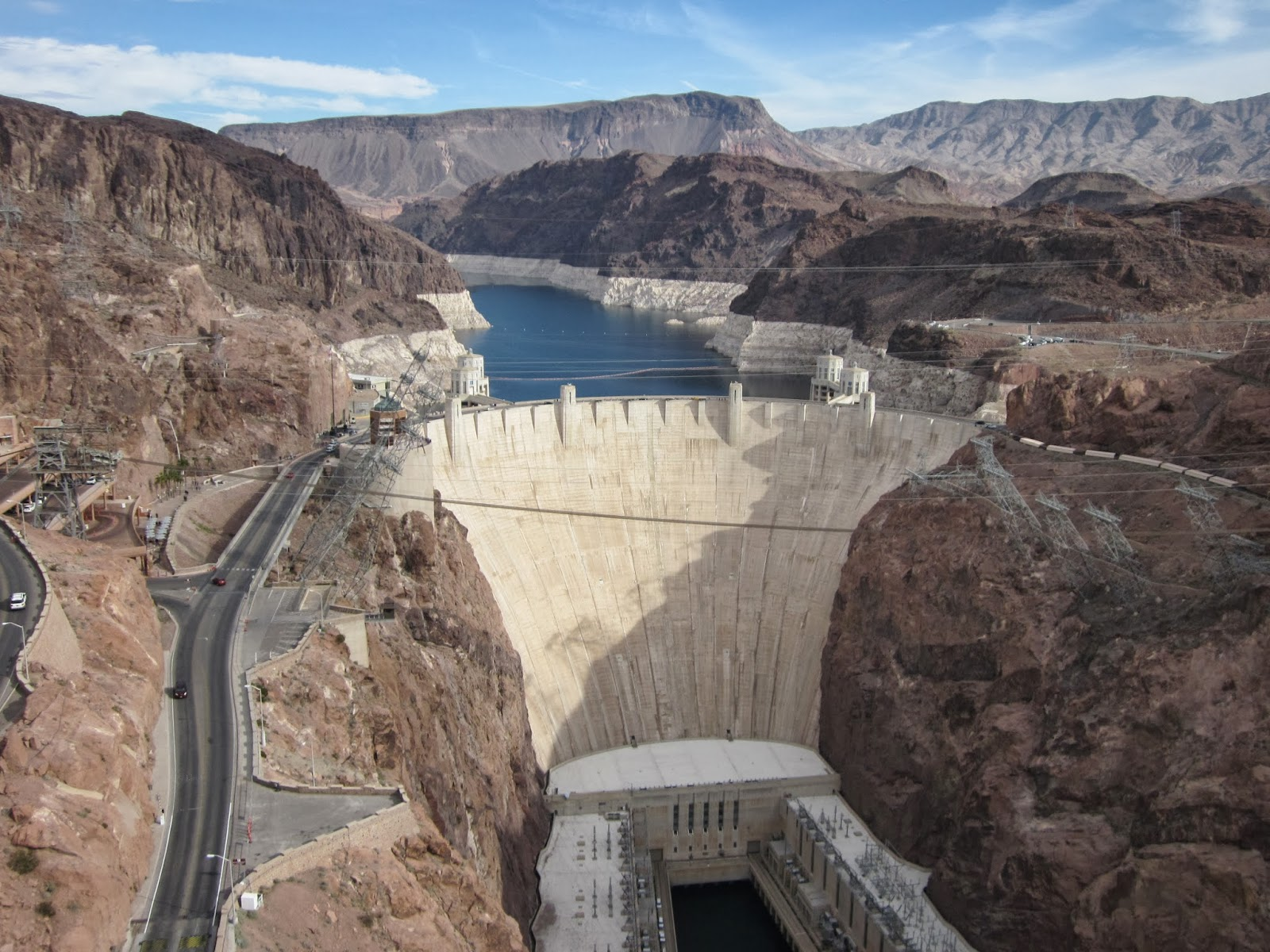 World Visits  Hoover Dam