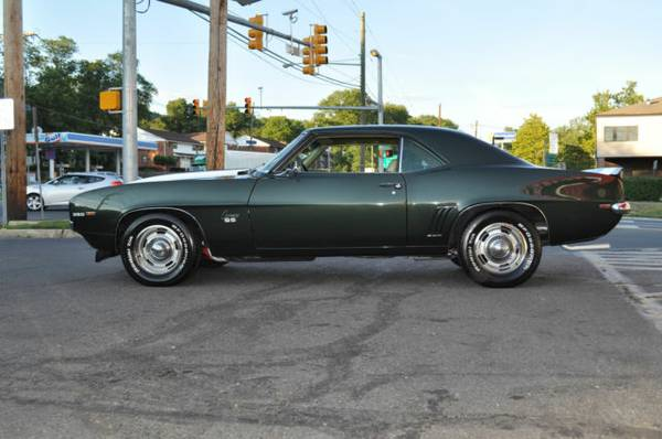 1969 Camaro Rs Ss For Sale Buy American Muscle Car