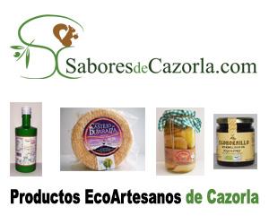 Productos artesanos de la Sierra de Cazorla, Segura y las Villas