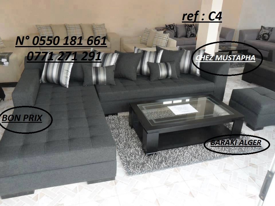 Emejing Salon Moderne Algerien Contemporary - House Design ...