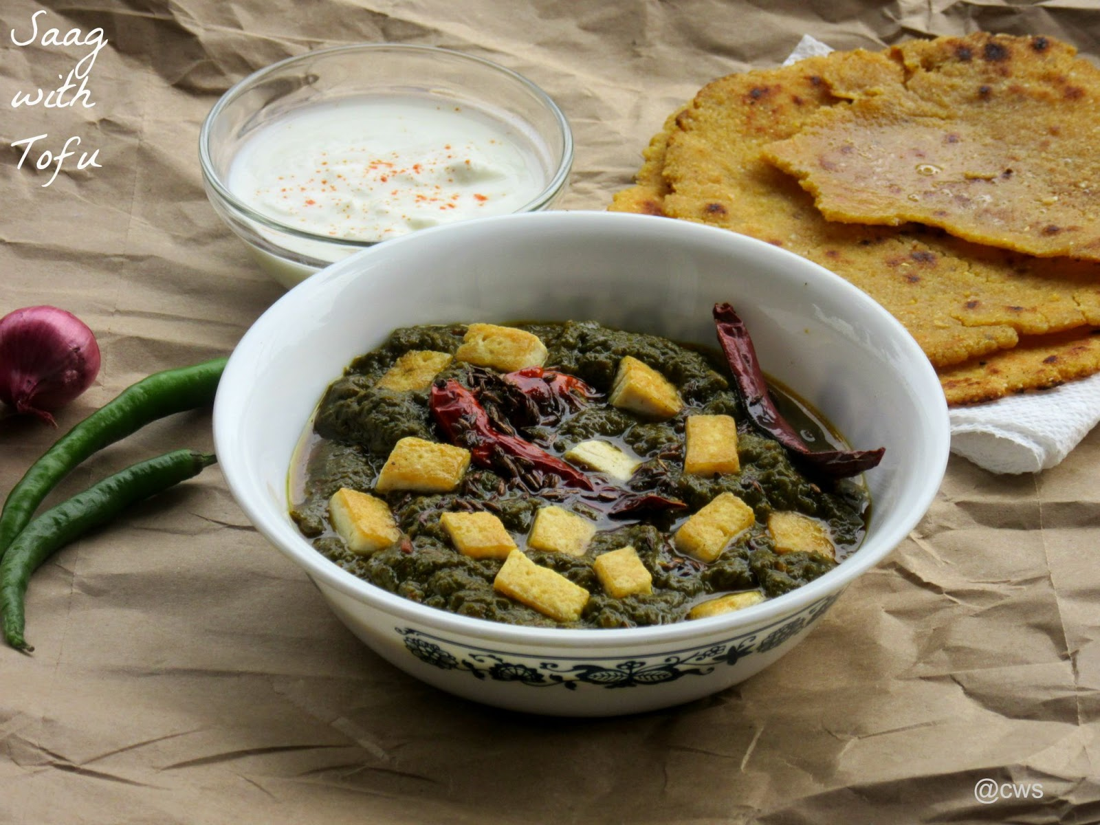 Saag with tofu vegan saag cookingwithsapana when we were in india in winters i was making the sarson saag twice a week but after moving in ireland and now in us its been almost two years since we forumfinder Choice Image