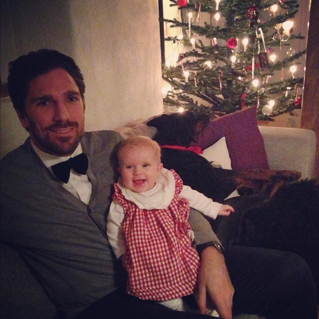 Henrik Lundqvist Wife Baby