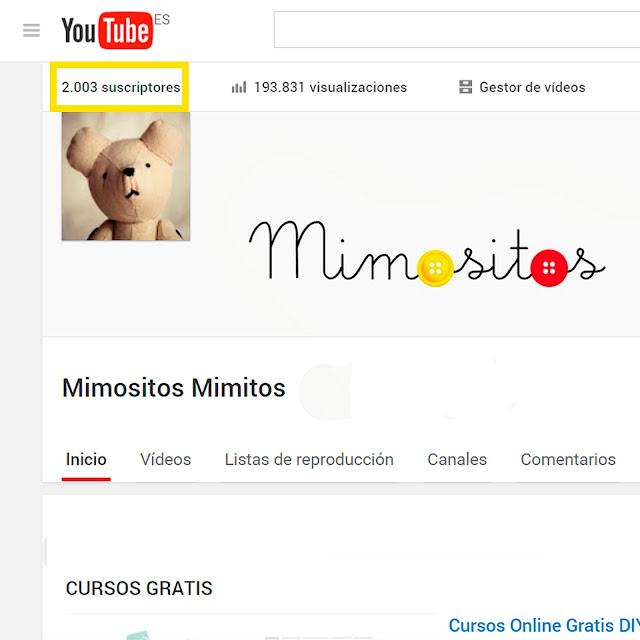 Cursos-online-tutoriales-gratis-amigurumi-encuadernacion-costura-ilustracion-free-tutorial-DIY-youtube