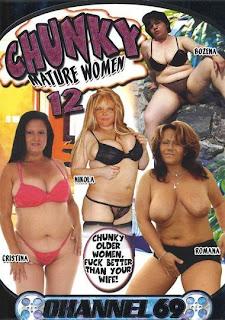 Chunky mature women-12