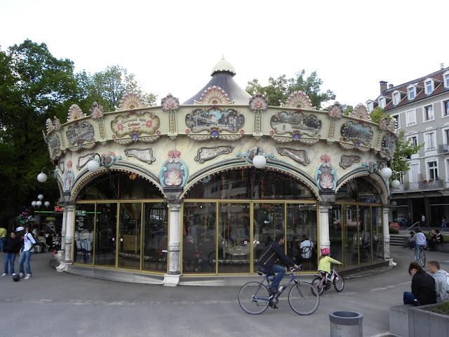 Place Rapp Colmar