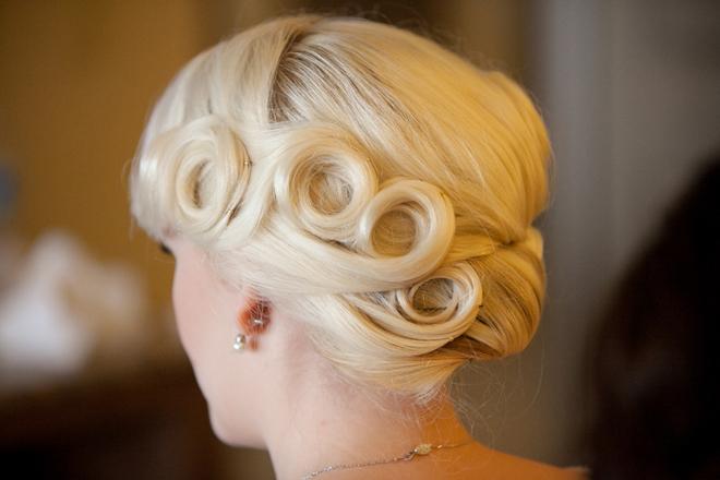 1950 Wedding Hairstyles Gloria mesa captured each and