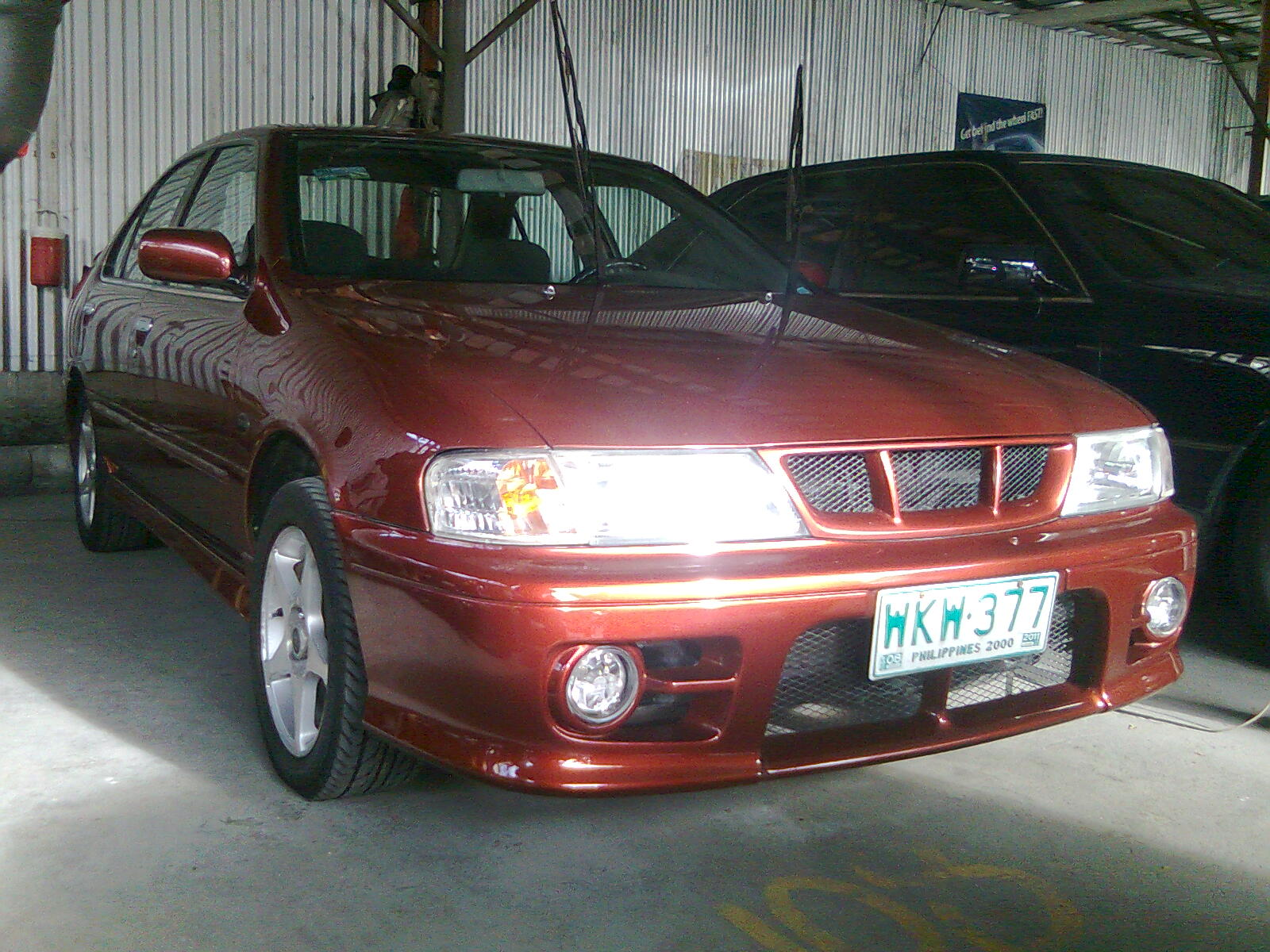 Car Repair Nissan Sentra  Generation 42 19972000