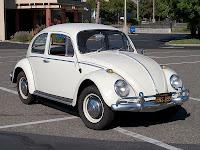 Mobil VW Volkswagen  Beetle Type 1 T1