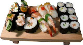 Catering y Sushi