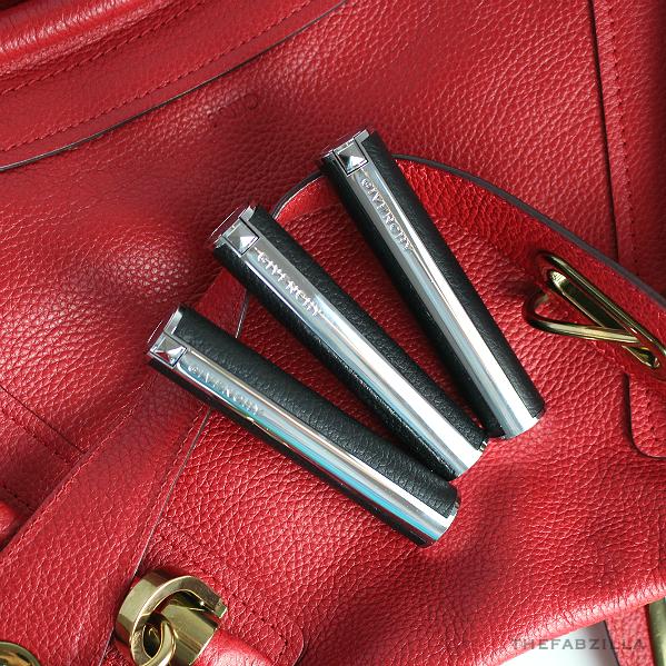 Givenchy Le Rouge-À-Porter Rose Avant-Garde, Brun Vintage, Beige Floral, tom ford lip color, best spring lipsticks, best summer lipsticks, chole party bag, best spring lipstick