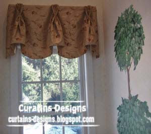 new plated valance style best valances designs ideas