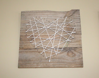 pallet string art