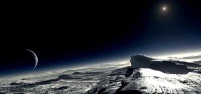 Hipernovas: O Que Você Veria em Plutão, Caso o Visitasse [Artigo]