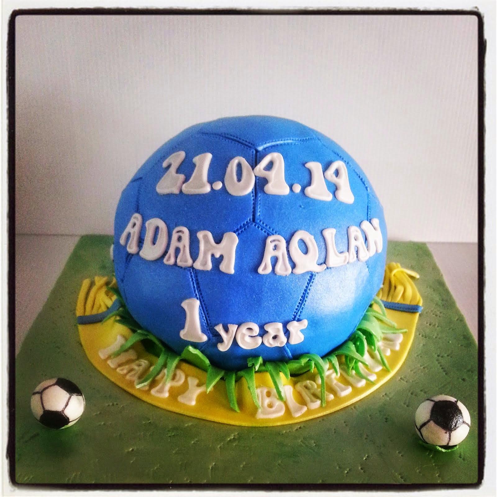 3D CAKE - BALL