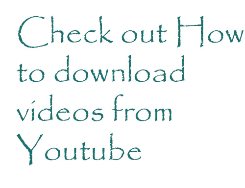 how to download videos from youtube in idm