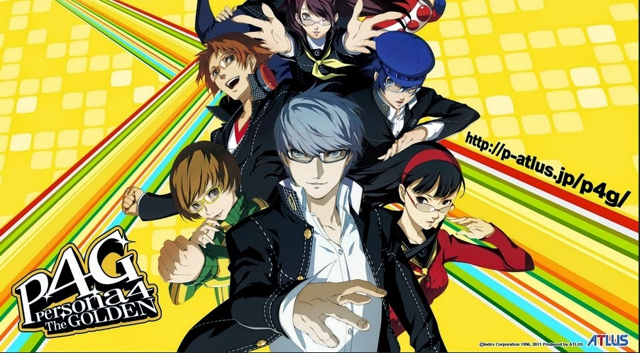 Persona 4 The Golden Animation Episode 1 Subtitle Indonesia