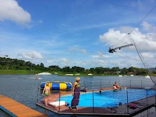 Phuket wake park in Kathu