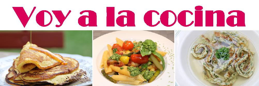Voy a la cocina - Wer kommt mit?